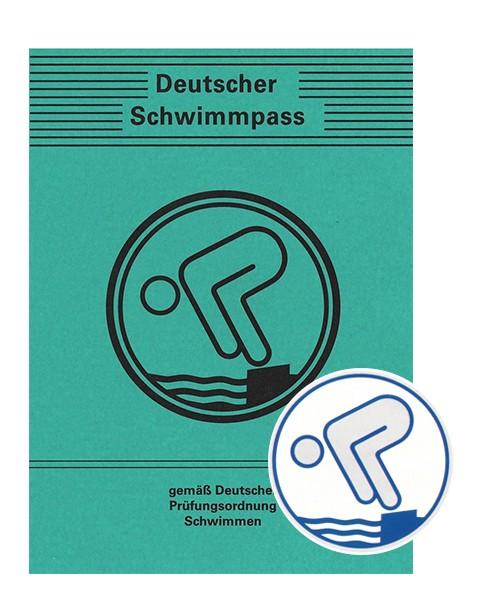 Aktionspaket Deutsches Schwimmabzeichen - Silber NEUE VERSION ab 2020