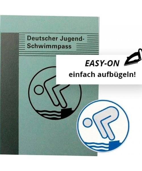 Aktionspaket Deutsches Schwimmabzeichen - Silber Easy-On