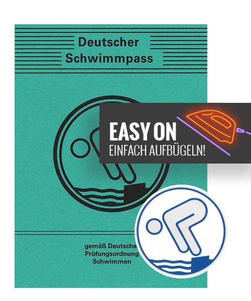 Aktionspaket Deutsches Schwimmabzeichen - Silber Easy-On NEUE VERSION ab 2020