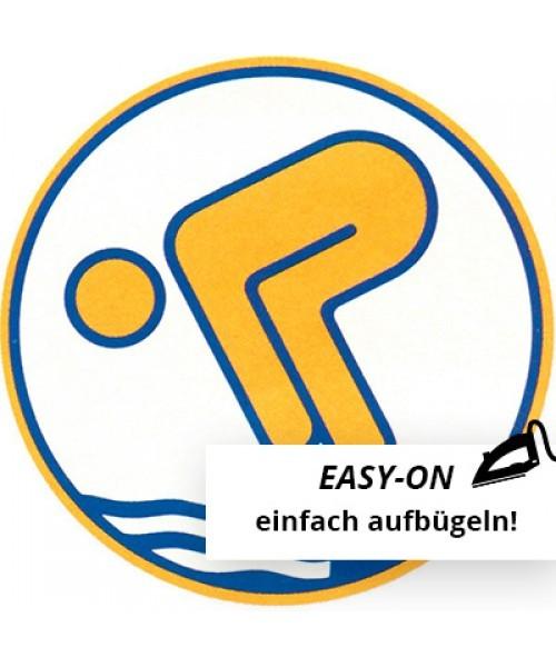 Deutsches Schwimmabzeichen - Gold Easy-On