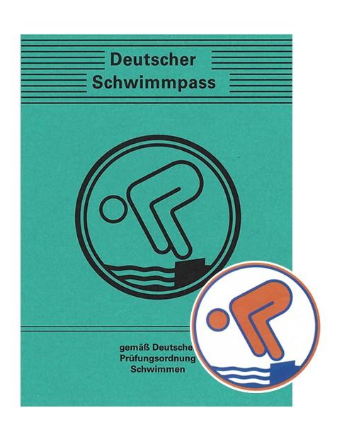 Aktionspaket Deutsches Schwimmabzeichen - Bronze