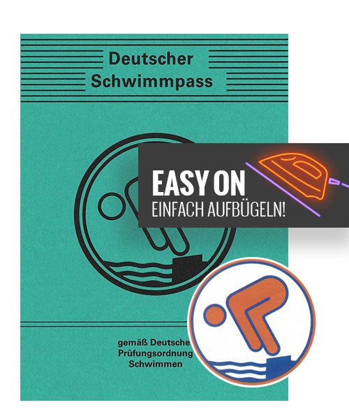 Aktionspaket Deutsches Schwimmabzeichen - Bronze Easy-On NEUE VERSION ab 2020