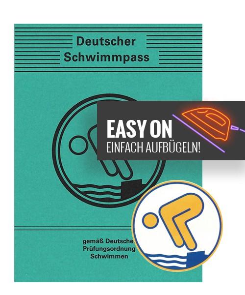 Aktionspaket Deutsches Schwimmabzeichen - Gold Easy-On NEUE VERSION ab 2020