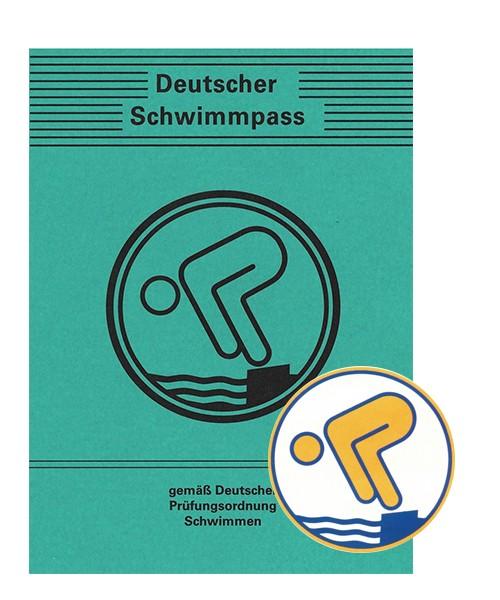 Aktionspaket Deutsches Schwimmabzeichen - Gold NEUE VERSION ab 2020