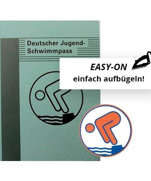 Aktionspaket Deutsches Schwimmabzeichen - Bronze Easy-On
